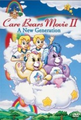 Care Bears Movie II: A New Generation (1986) afişi