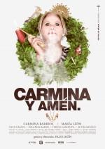 Carmina y amén (2014) afişi