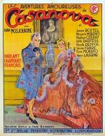 Casanova (1934) afişi