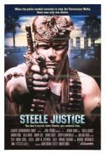 Çelik Adalet (1987) afişi