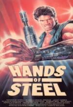 Çelik Bilekli Adam