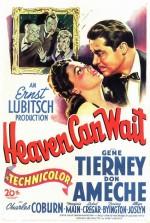Cennet Bekleyebilir (1943) afişi
