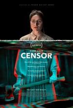 Censor (2021) afişi