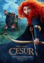 Cesur (2012) afişi