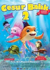 Cesur Balık 2 (2012) afişi