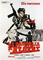 Cezayir Bağımsızlık Savaşı (1966) afişi
