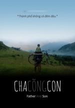 Cha cõng con (2017) afişi