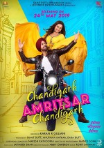 Chandigarh Amritsar Chandigarh (2019) afişi