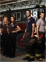 Chicago Fire Sezon 2 (2013) afişi