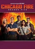 Chicago Fire  Sezon 5 (2016) afişi