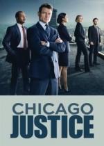 Chicago Justice (2017) afişi