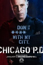 Chicago PD Sezon 1 (2014) afişi