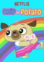 Chip ve Potato (2018) afişi