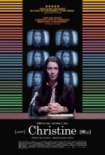 Christine (2016) afişi