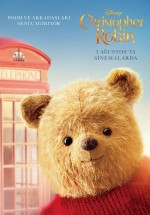 Christopher Robin (2018) afişi