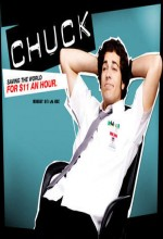 Chuck (2008) afişi