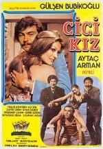Cici Kız (1974) afişi