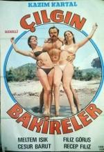 Çılgın Bakireler (1979) afişi