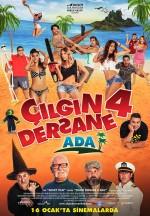 Çılgın Dersane: Ada (2014) afişi