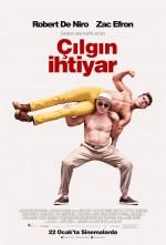 Çılgın İhtiyar (2016) afişi