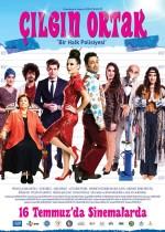 Çılgın Ortak (2021) afişi