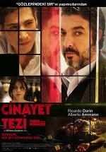 Cinayet Tezi (2013) afişi