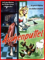 Cinderella (1955) afişi