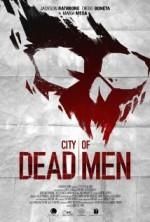 City of Dead Men (2015) afişi