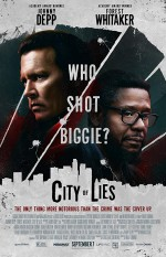 City of Lies (2018) afişi