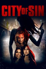 City of Sin (2017) afişi