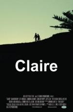 Claire (2013) afişi