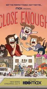Close Enough (2020) afişi