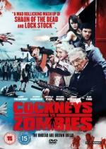 Cockneys Vs. Zombies (2012) afişi