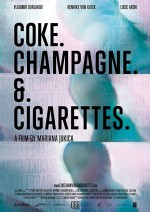 Coke Champagne & Cigarettes (2020) afişi