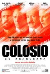 Colosio: El Asesinato (2012) afişi