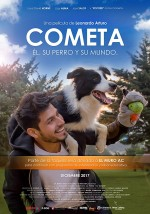Cometa: Him, His Dog and their World (2017) afişi