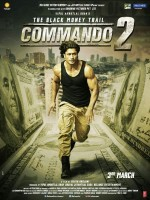 Commando 2 (2017) afişi