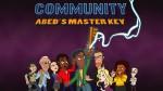 Community: Abed's Master Key (2012) afişi
