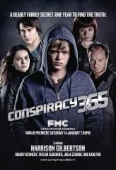 Conspiracy 365 Sezon 1 (2012) afişi