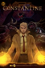 Constantine: City of Demons (2018) afişi