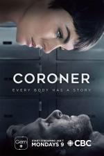 Coroner (2019) afişi