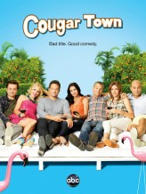 Cougar Town Sezon 3  afişi