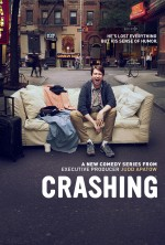 Crashing (2017) afişi