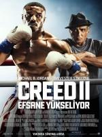 Creed II: Efsane Yükseliyor (2018) afişi