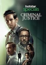 Criminal Justice (2019) afişi
