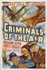 Criminals Of The Air (1937) afişi