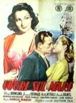 Cuori sul mare (1950) afişi