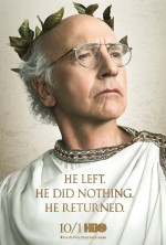 Curb Your Enthusiasm Sezon 9 (2017) afişi