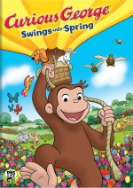 Curious George Swings Into Spring (2013) afişi