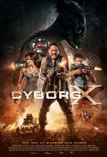 Cyborg X (2016) afişi